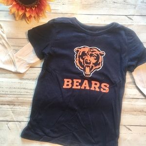 Girls NFL 🐻 Bears Tshirt